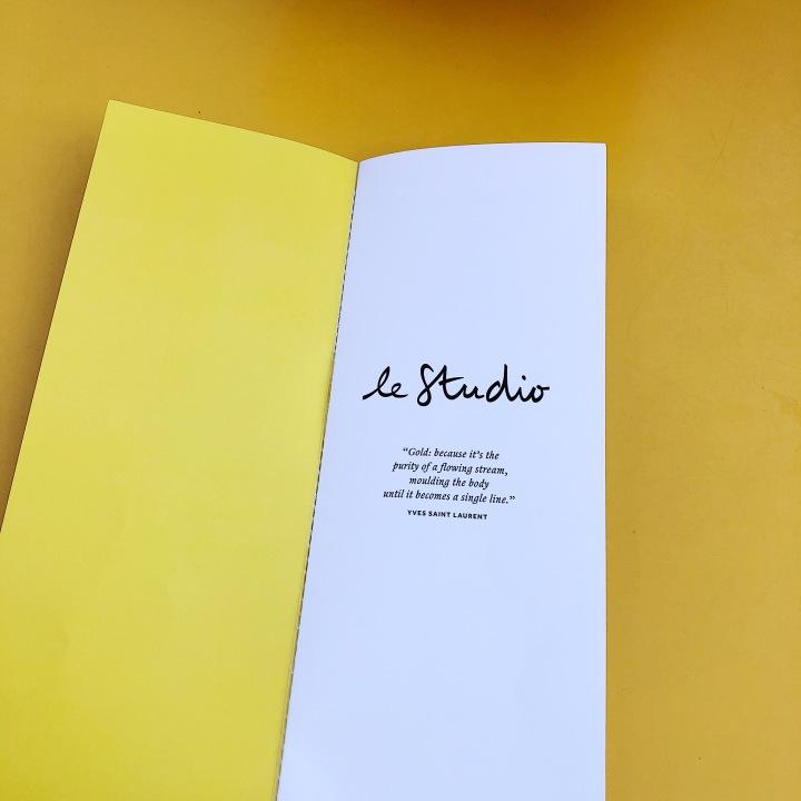 Le Studio – Yves Saint LaurentMuseum