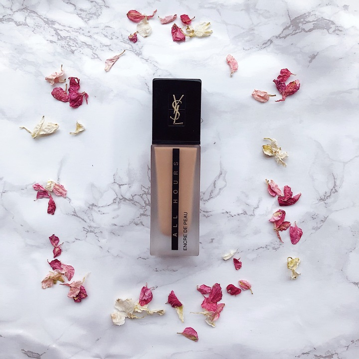 YSL All Hours FoundationReview