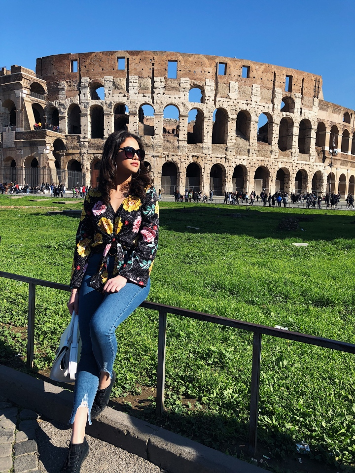 Rome Travel Diaries: Day Two