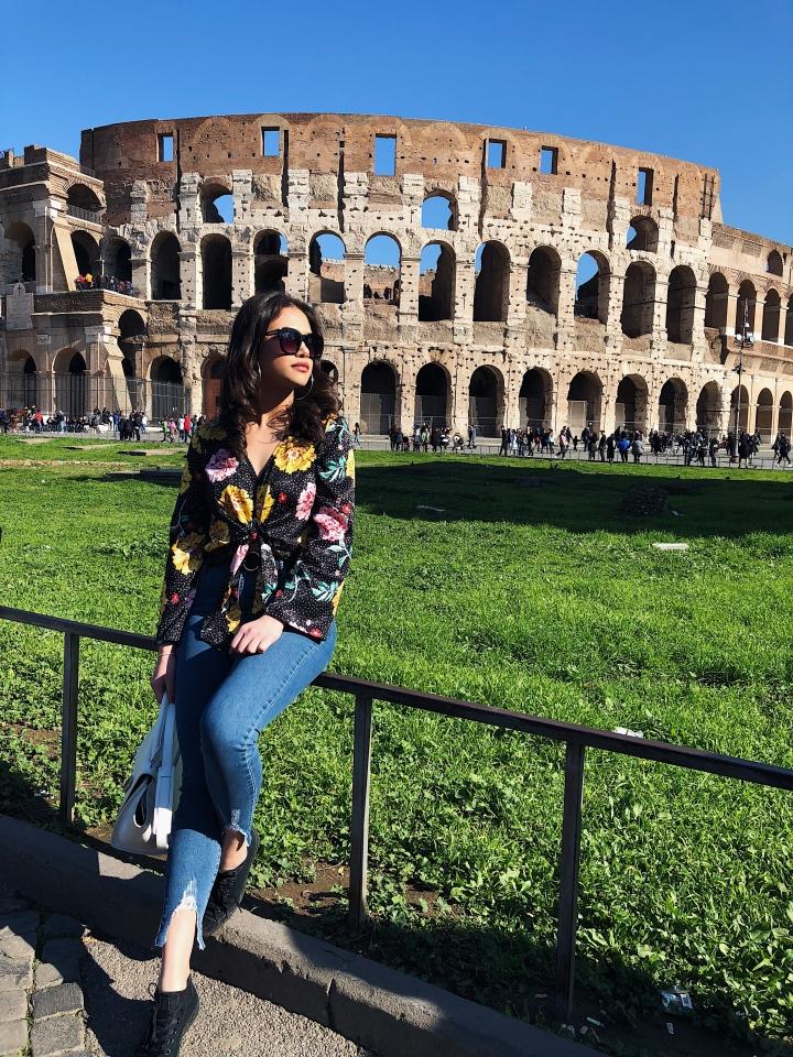 Rome Travel Diaries: DayTwo
